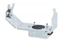 7407669 - OBO BETTERMANN Монтажная рамка без розетки CEE (длина 208 мм) 218x75x128 мм (сталь) (GT3 CEE).