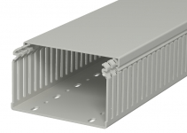 6178330 - OBO BETTERMANN Распределительный кабельный канал LKV 75x125x2000 мм (ПВХ,серый) (LKV 75125).