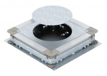 7410091 - OBO BETTERMANN Монтажное основание UZD250-3 (h=70-125 мм) для GESR4 410x367x70 мм (сталь) (UGD 250-3R4).