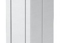 6290020 - OBO BETTERMANN Электромонтажная миниколонна 0,25 м 2-х сторонняя 140x133x250 мм (алюминий,белый) (ISSHS140250RW).