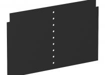 6109832 - OBO BETTERMANN Разделительная перегородка для блока питания VH (ПВХ,черный) (VH-4 TW).