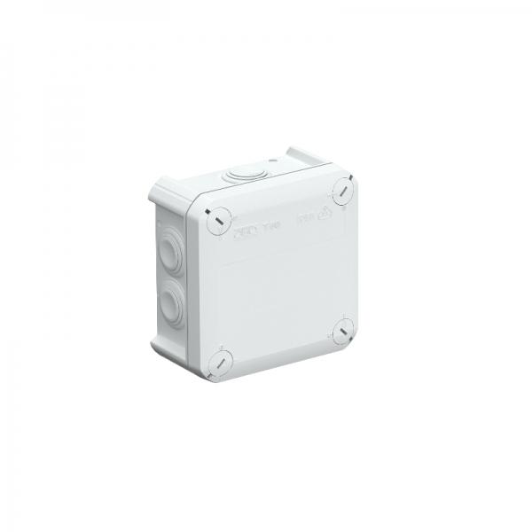 2007525 - OBO BETTERMANN Распределительная коробка 114x114x57 (T 60 RW).
