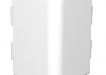 6176020 - OBO BETTERMANN Крышка внешнего угла кабельного канала WDKH 60x150 мм (ABS-пластик,светло-серый) (WDKH-A60150LGR).