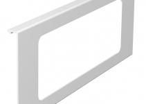 6194184 - OBO BETTERMANN Крышка для установки монтажной коробки в канале WDK 110x300 мм (ПВХ,белый) (D2-3 110RW).
