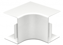 6192025 - OBO BETTERMANN Крышка внутреннего угла кабельного канала WDK 60x90 мм (ПВХ,белый) (WDK HI60090RW).