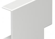 6154123 - OBO BETTERMANN Крышка T-образной секции кабельного канала WDK 10x30 мм (ПВХ,белый) (WDK HT10030RW).