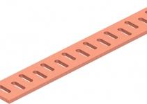 7104356 - OBO BETTERMANN Подвесной профиль 40x3000x5 (FESP 40 5 FT).