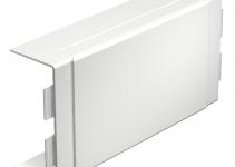6162231 - OBO BETTERMANN Крышка T-образной секции кабельного канала WDK 60x130 мм (ПВХ,кремовый) (WDK HK60130CW).
