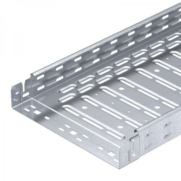 6047611 - OBO BETTERMANN Кабельный листовой лоток перфорированный 60x100x3050 (RKSM 610 FS).