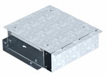 7403890 - OBO BETTERMANN Монтажная секция для кабельного канала OKA 250x300x85 мм (сталь) (OKB WD 25085).