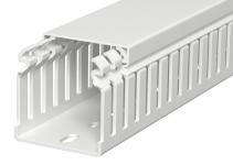 6178585 - OBO BETTERMANN Распределительный кабельный канал LKVH 50x50x2000 мм (светло-серый) (LKVH 50050).