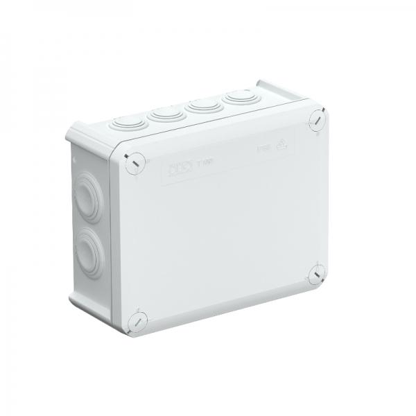 2007541 - OBO BETTERMANN Распределительная коробка 190x150x77 (T 160 RW).