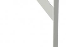 6156207 - OBO BETTERMANN Фиксатор крышки кабельного канала RK 166x120 мм (сталь) (RK-K1117).