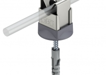 5207901 - OBO BETTERMANN Держатель проволоки безболтовой металлический (177 20 VA B-HD).