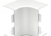 6192041 - OBO BETTERMANN Крышка внутреннего угла кабельного канала WDK 60x130 мм (ПВХ,белый) (WDK HI60130RW).