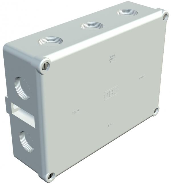 2002507 - OBO BETTERMANN Распределительная коробка 178x144x71 (B 12 M 5).