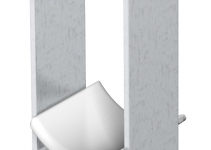 1183389 - OBO BETTERMANN U-образная скоба 8-12мм (2056 2 12 ALU).