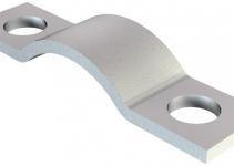 1436023 - OBO BETTERMANN Крепежная скоба (клипса) для разгрузок от натяж. 8мм (7902 8 G).