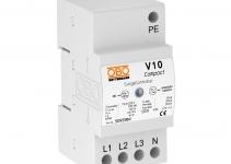 5093384 - OBO BETTERMANN УЗИП (устройство защиты от импулсных перенапряжений -
