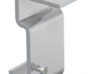 6015340 - OBO BETTERMANN Подвесной уголок для траверсы 58x31 (SH M10 VA4401).