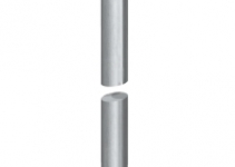 5424100 - OBO BETTERMANN Молниеприемный стержень  1 м (101 F1000).