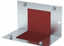 7216345 - OBO BETTERMANN Адаптерная пластина для внутреннего угла 70x110 (BSKM-GI 0711).