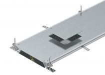 7424602 - OBO BETTERMANN Секция кабельного канала OKA-W для GES4 2400x400x60 мм (сталь) (OKA-W4006050D4).