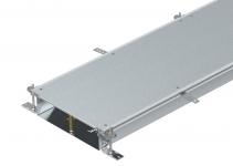 7424442 - OBO BETTERMANN Секция кабельного канала OKA-W глухая 2400x300x100 мм (сталь) (OKA-W30010050).