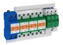 5089770 - OBO BETTERMANN Комплект УЗИП (устройство защиты от импулсных перенапряжений -